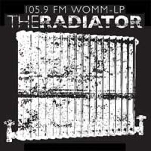 WOMM-LP 105.9  'THE RADIATOR'