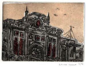 Edifice Complex Prints - David Curcio