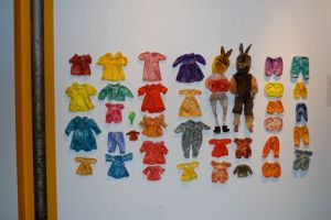 Altered Bunny Clothes