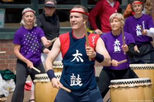 Art Hop Events: Taiko Drummers (09/2010)